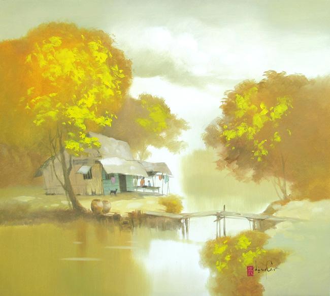 Vietnam Artist Dang Can