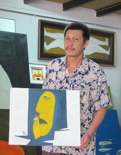Ha Tri Hieu - Vietnamese artist