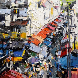 Small Alley , Pham Hoang Minh , buy art